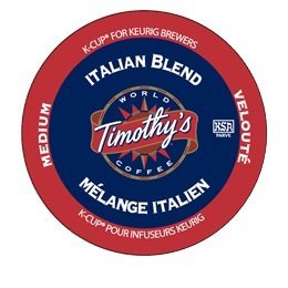 k cups timothys italian - 5