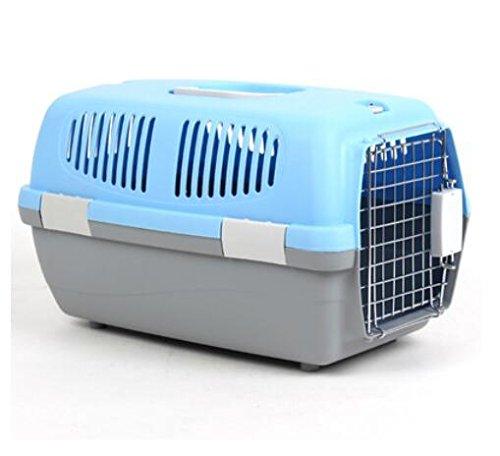 BP Cani e gatti che trasportano la scatola pet Airways aereo casella gatto cane gabbia gabbia