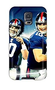 Hot Tpu Cover Case For Galaxy/ S5 Case Cover Skin - Eli Manning