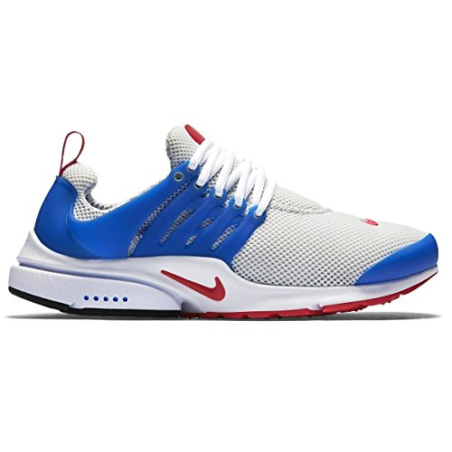 Nike Mens Air Presto Essential Shoes Dusty Grey/University Red/Hyper Cobalt  848187-004 Size 10 - Buy Online in UAE. | Shoes Products in the UAE - See  Prices ...