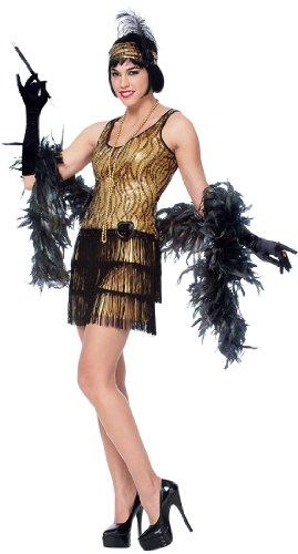 Broadway Flapper Adult Women's Costume
