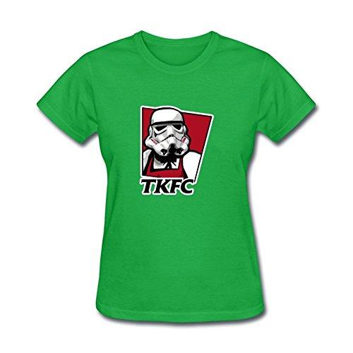 womens-storm-fried-chicken-short-sleeve-t-shirt