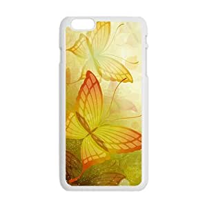 Artistic butterfly Phone Case for iPhone 6 Plus 5.5""