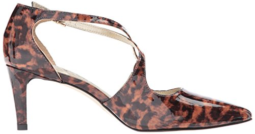 Pump Patent Leopard Stella Leather Cradles Walking Women's qvg1fS