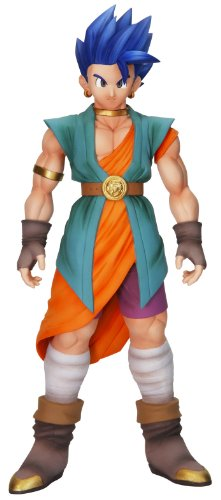 Dragon Quest Soft Vinyl Monster 006 Dragon Quest VI Hero (165 mm PVC Figure) [JAPAN] image