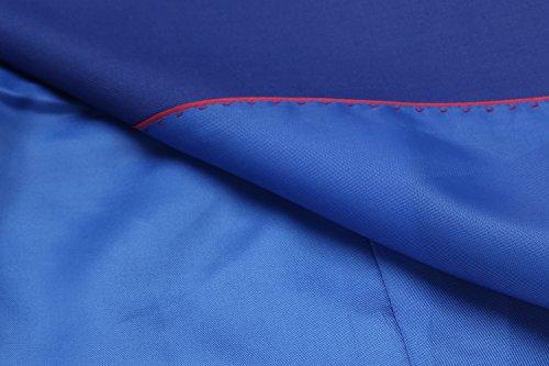 Azul Chaqueta Marino Hombre De Para Traje Hasuit 0B1CqW