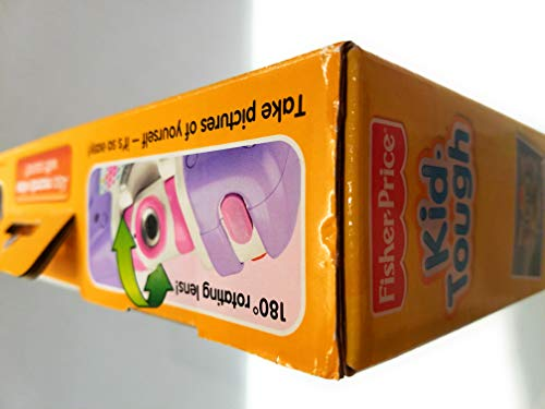 Fisher-Price Kid-Tough See Yourself Camera, Purple by Fisher-Price (Image #7)