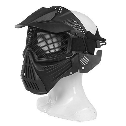 airsoft masks coloring pages | Deathstroke mask paintball ★ BEST VALUE ★ Top Picks ...