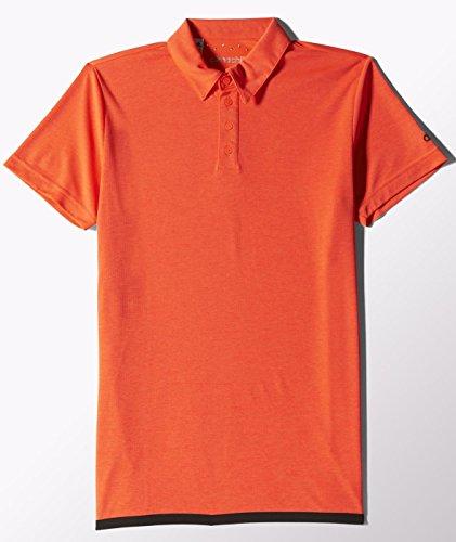 Orange Adidas Uncontrol rot Torso Climachill schwarz Polo vnyONwm08