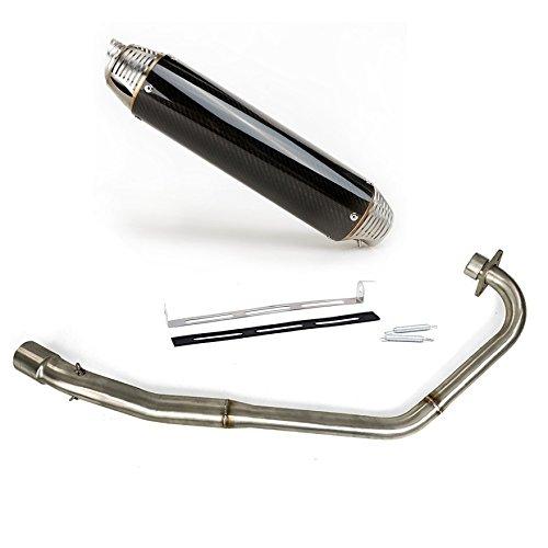 (Honda CBR 125 2004-2010 Carbon MK2 Full System)