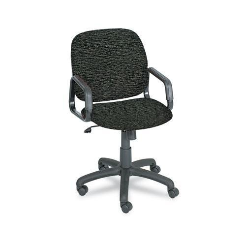 Safco 7045BL Cava Urth Collection High Back Swivel/Tilt Chair, Black