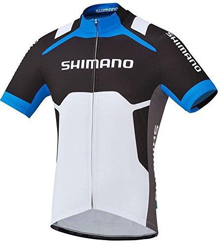 Shimano Print Short Sleeve Cycling Jersey - Men's