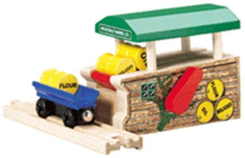 (Learning Curve Thomas & Friends Wooden Railway - Barrel Loader )