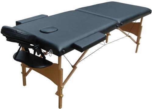 2 Zonen Massagetisch Massageliege Massagebank Kosmetikliege Massagestuhl