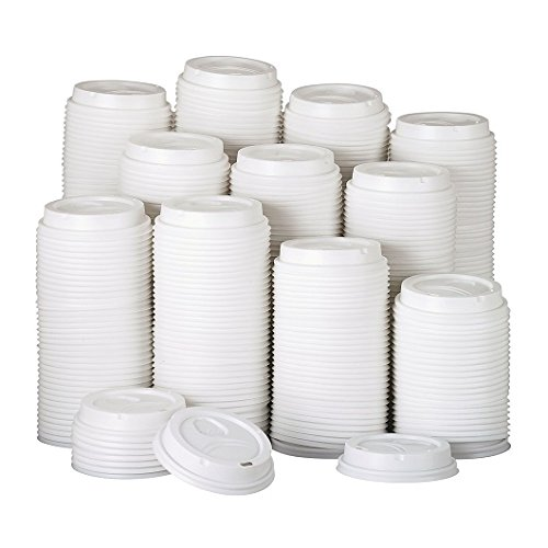 Dixie Plastic Dome Lids (Dixie PerfecTouch Domed Hot Cup Plastic Lids, Fits 10-16 oz. (500 ct.))