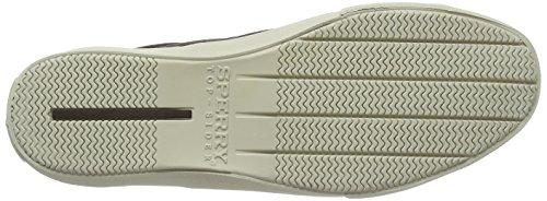 Sperry Top-sider Striper Cvo Suede, Herren Sneakers Braun (Brown)