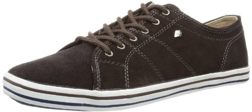 British Knights FAUX B32-3775 Herren Sneaker Braun (dk. brown 1)