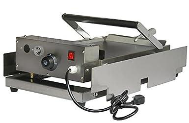 Amazon.com: newtry Baked Hamburguesa máquina tostador de ...