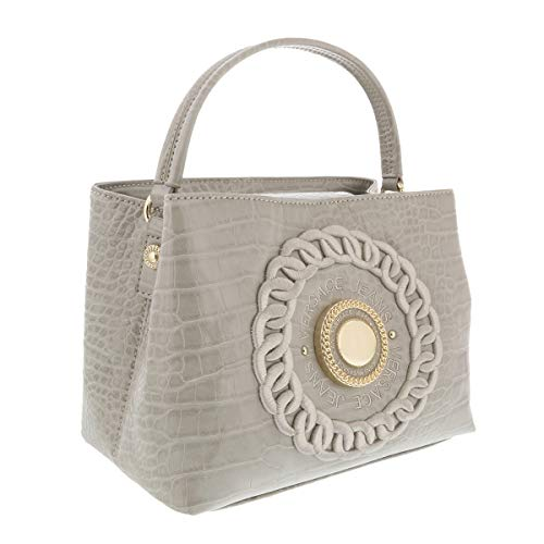 - Versace Linen Beige Small Hobo Bag-EE1VTBBR4 E723 for Womens