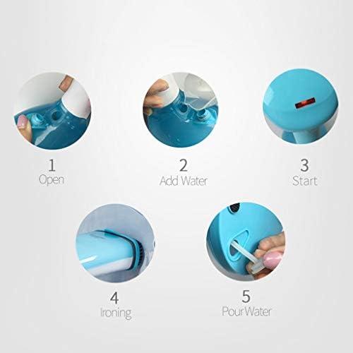 IG Mini Machine à accrocher à la Maison pour Repasser la Maison vêtements Repasser Fer Petite Machine à Repasser à Vapeur dortoir Portable