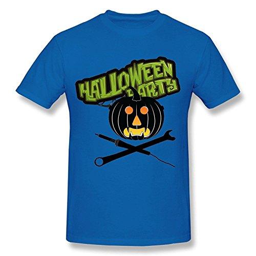 Farm Heroes Saga Halloween (WunoD Men's Happy Halloween T-shirt Size)