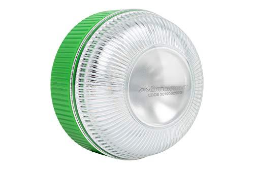 Motorkit-Luz-magnetica-LED-de-Emergencia-homologada-V16-de-Alta-luminancia-sustituye-a-los-triangulos-Apto-para-Uso-con-Lluvia-y-Nieve-para-Coches-y-Motocicletas-Recomendado-por-la-DGT