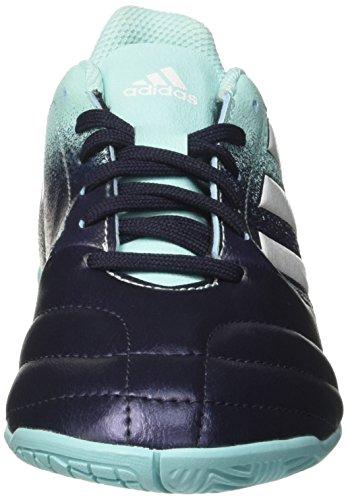 adidas Jungen Ace 17.4 in Fußballschuhe Mehrfarbig (Energy Aqua F17/ftwr White/legend Ink F17)