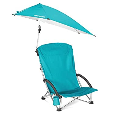 Sport-Brella Beach Chair, Aqua