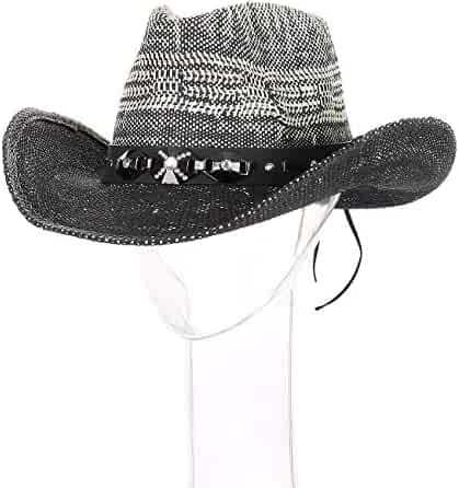 1fac86edb Shopping Blacks - Cowboy Hats - Hats & Caps - Accessories - Men ...