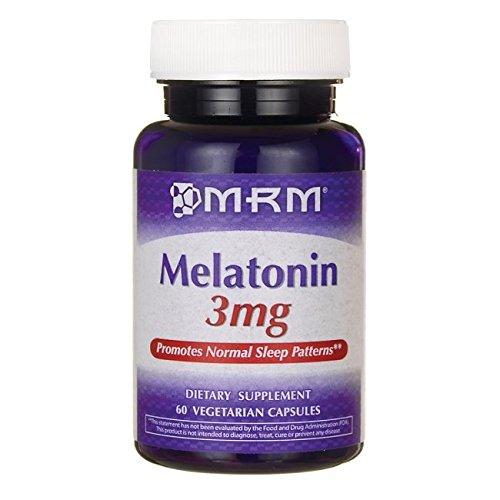 MRM Melatonin 3mg, 0.10 Pound