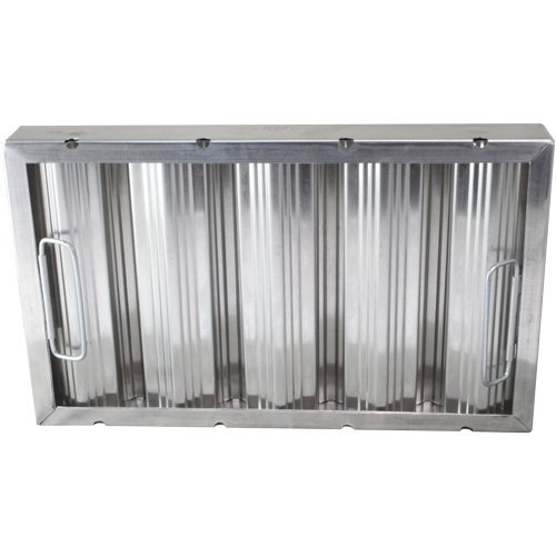 Grease Baffle (CHG (Component Hardware Group) F35-1620 Baffle-Type Grease Filter W/Handles Galvanized 16
