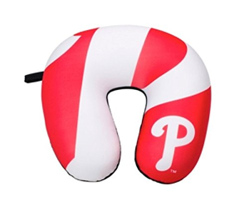 MLB Philadelphia Phillies Impact Neck Pillow
