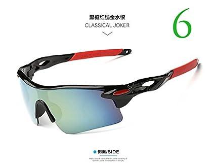 3015d5e5be 6 jin shui   Men   Women Cycling Sunglasses UV400 Bike Glasses Cycling  Eyewear Ciclismo Outdoor