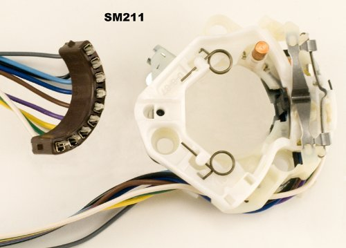 Chevrolet Camaro Turn Signal Switch - Shee-Mar SM211 Turn Signal Switch - Hazard