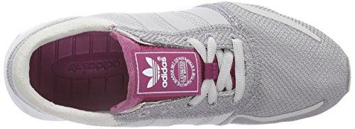 Angeles Damen Clear Los st Sneakers Berry Originals Grau F15 Granite adidas Granite Clear 1wOEtHq6y