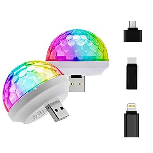 USB Mini Disco Light