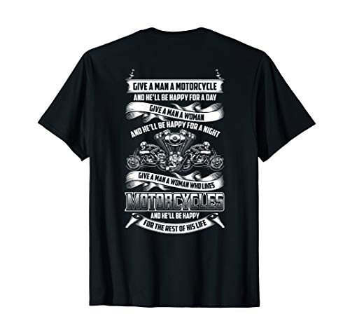 Bikers MC Wedding Engagement Party Quote for Lovers  T-Shirt