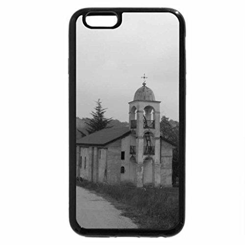 iPhone 6S Plus Case, iPhone 6 Plus Case (Black & White) - Autumn Faith