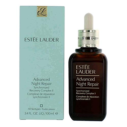 Estee Lauder | Advanced Night Repair Synchronized Recovery Complex II | Serum | Oil Free | For All Skin Types | Dermatologist Tested | 3.4 oz from Estee Lauder