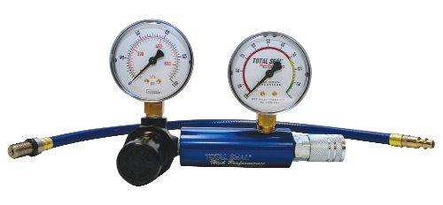 Total Seal 14MMLDT Dual Gauge Leak-Down Tester ()