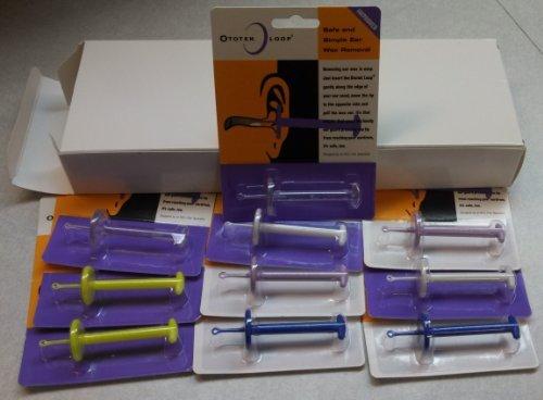 Ototek Loop Ear Wax Removal (Box of 10)