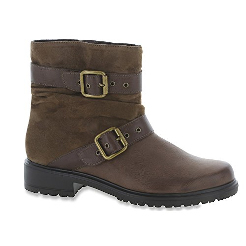 Munro Women's Dallas Boots (Brown, 8 B(M) US) (Munro Walking Shoes)