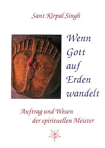 Wenn Gott auf Erden wandelt: Auftrag und Wesen der spirituellen Meister