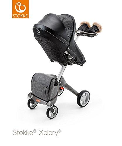 Stokke Xplory Winter Kit - Black by Stokke (Image #1)
