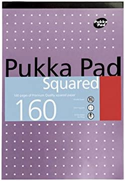Pukka Pad Metallic Refill Pads - A4 - 160 pages - 5mm