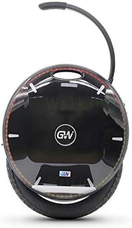 Gotway Nikola-800 Wh Gyroroue Adulte Unisexe, Noir, Unique