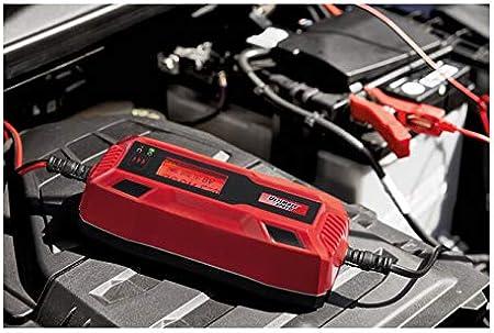 Lidl Caricabatteria Ultimate Speed per Auto e Moto per Tutte le batterie da 6V o 12V per Auto e Moto con capacit/à di 1.2-120Ah