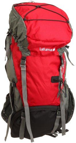 Lafuma Mont- Blanc 50 Backpack (Chilli Pepper), Outdoor Stuffs