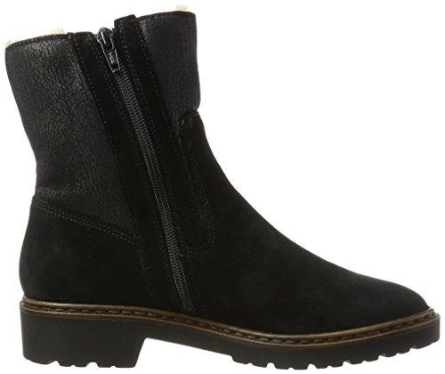 G Boots Schwarz Portland St nero Fumo Weite Schwarz Slip Women's Jenny Graphit 46A8qn