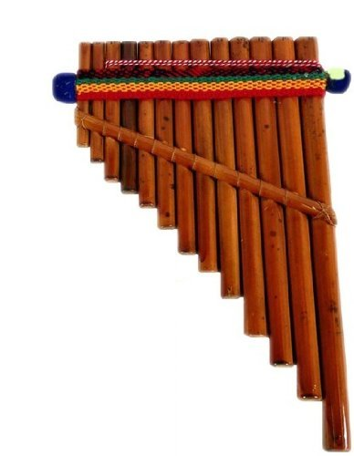 sanyork fair trade jumbo 9 pan flute dozen pack wholesale musical instrument peru panpipes. Black Bedroom Furniture Sets. Home Design Ideas